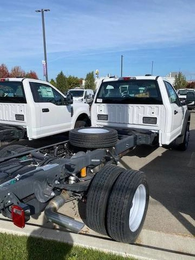 2020 Ford F-450 Regular Cab DRW 4x2, Cab Chassis #RN21528 - photo 1