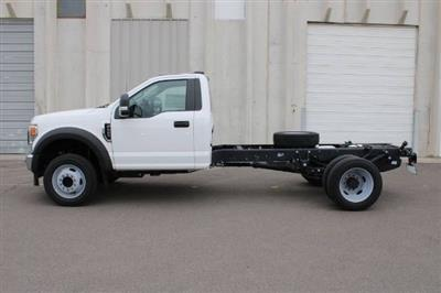 2020 Ford F-450 Regular Cab DRW 4x2, Cab Chassis #RN21528 - photo 6