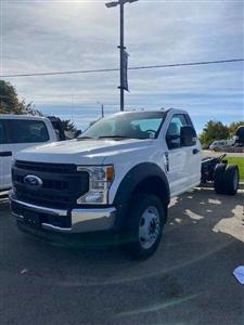 2020 Ford F-450 Regular Cab DRW 4x2, Cab Chassis #RN21528 - photo 3