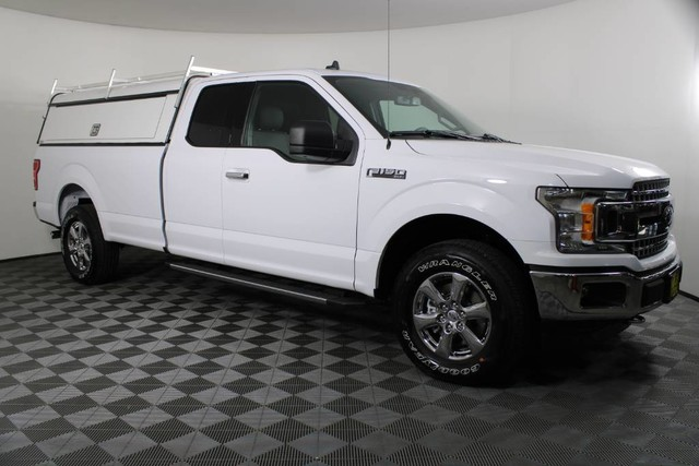 2020 Ford F-150 Super Cab 4x4, Pickup #RN21623A - photo 5