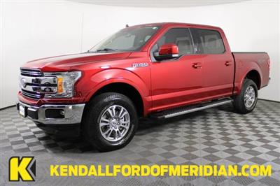 2019 Ford F-150 SuperCrew Cab 4x4, Pickup #RN21651A - photo 1