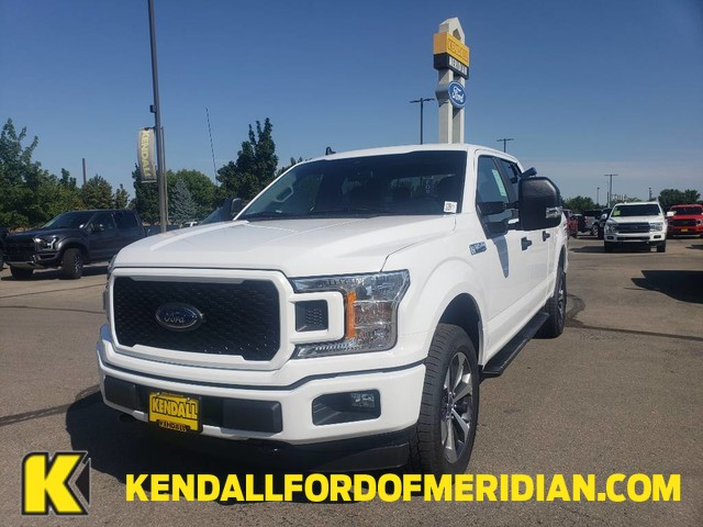 2020 Ford F-150 SuperCrew Cab 4x4, Pickup #RN21746 - photo 1