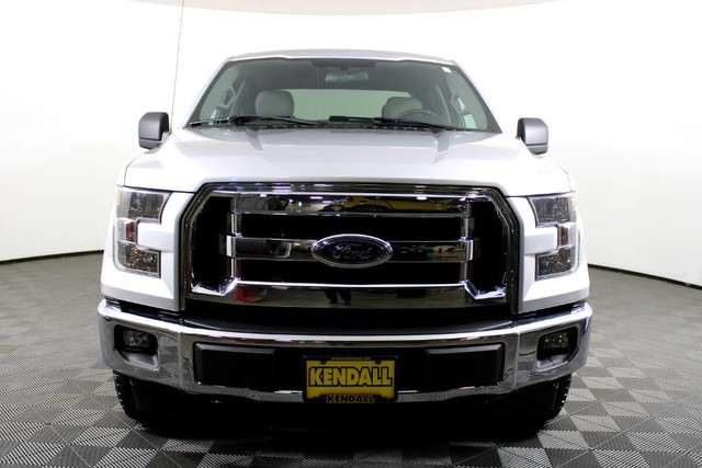2017 Ford F-150 SuperCrew Cab 4x4, Pickup #RN21782A - photo 3