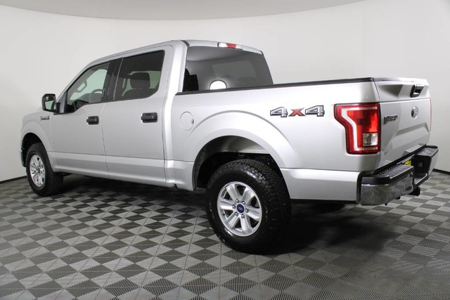 2017 Ford F-150 SuperCrew Cab 4x4, Pickup #RN21782A - photo 7