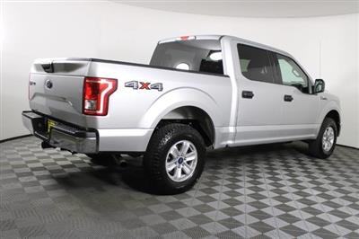 2017 Ford F-150 SuperCrew Cab 4x4, Pickup #RN21782A - photo 2