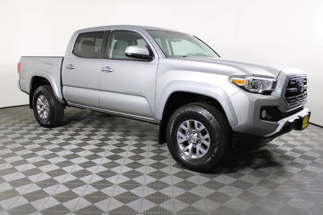 2016 Toyota Tacoma Double Cab RWD, Pickup #RN21906A - photo 4