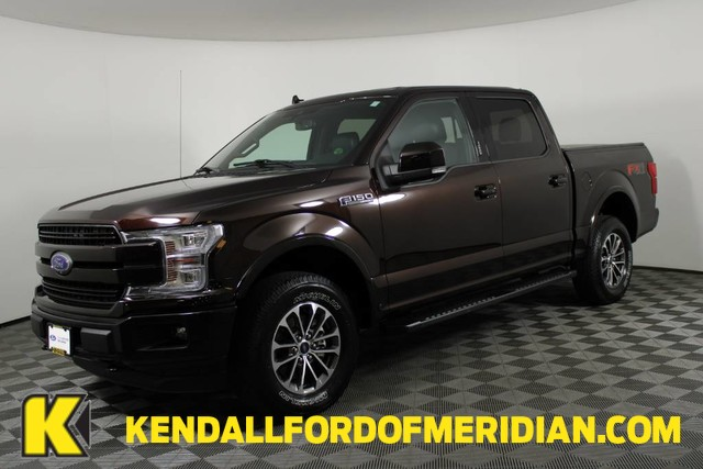 2018 Ford F-150 SuperCrew Cab 4x4, Pickup #RN21916A - photo 1