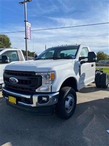 2020 Ford F-350 Regular Cab DRW 4x4, Cab Chassis #RN21950 - photo 4
