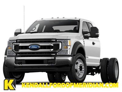 2020 Ford F-350 Super Cab DRW 4x4, Cab Chassis #RN21954 - photo 1