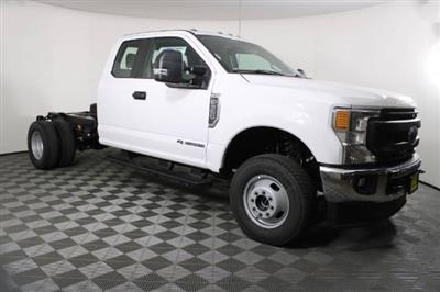 2020 Ford F-350 Super Cab DRW 4x4, Cab Chassis #RN21954 - photo 4
