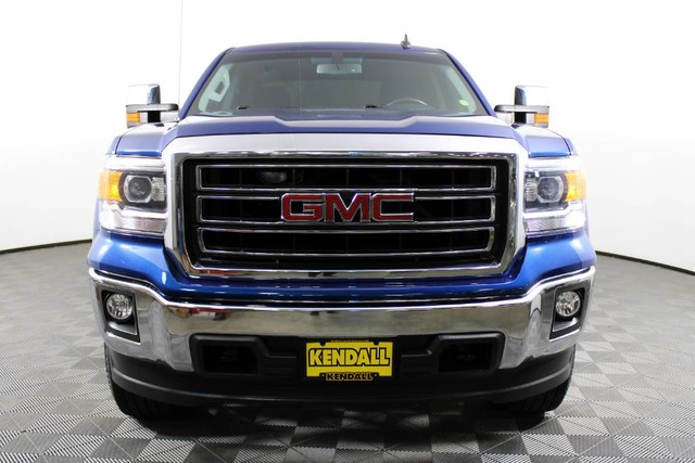 2015 GMC Sierra 1500 Crew Cab 4x4, Pickup #RN21991A - photo 3