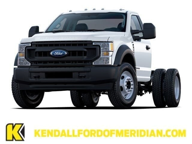 2020 Ford F-550 Regular Cab DRW 4x2, Cab Chassis #RN22019 - photo 2