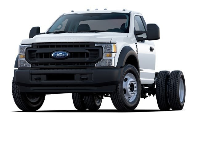 2020 Ford F-550 Regular Cab DRW 4x2, Cab Chassis #RN22019 - photo 3
