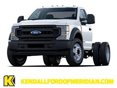 2020 Ford F-550 Regular Cab DRW 4x2, Cab Chassis #RN22019 - photo 1