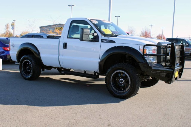 2016 Ford F-250 Regular Cab 4x4, Pickup #RN22034A - photo 2