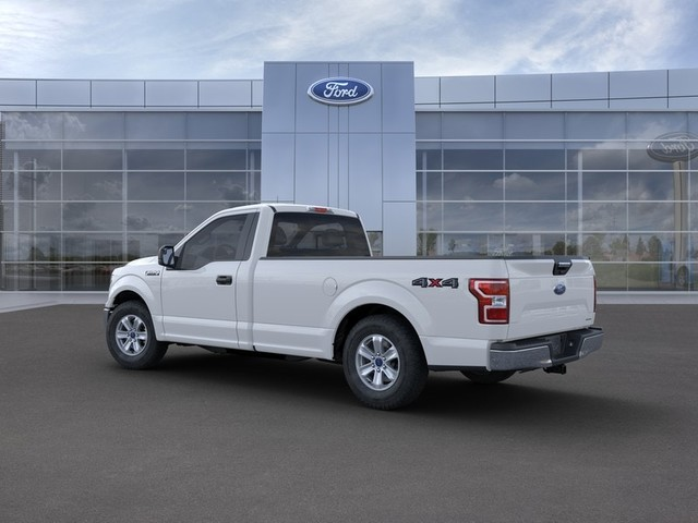 2020 Ford F-150 Regular Cab 4x4, Pickup #RN22147 - photo 1