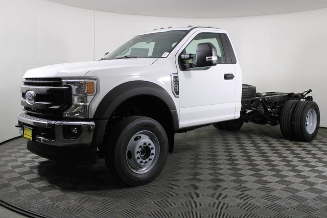 2020 Ford F-600 Regular Cab DRW 4x4, Cab Chassis #RN22164 - photo 1