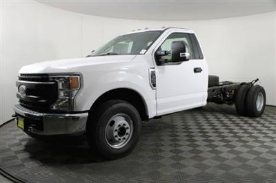 2020 Ford F-350 Regular Cab DRW 4x2, Cab Chassis #RN22176 - photo 2