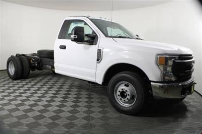 2020 Ford F-350 Regular Cab DRW 4x2, Cab Chassis #RN22176 - photo 3