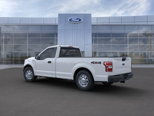 2020 Ford F-150 Regular Cab 4x4, Pickup #RN22346 - photo 1