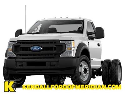 2020 Ford F-600 Regular Cab DRW 4x4, Cab Chassis #RN22390 - photo 1