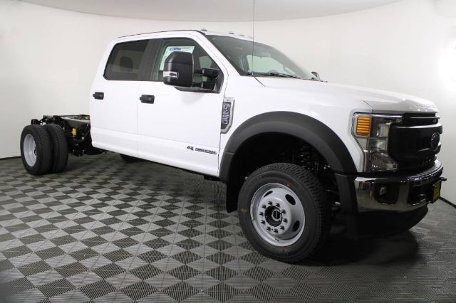 2020 Ford F-450 Crew Cab DRW 4x4, Cab Chassis #RN22411 - photo 4