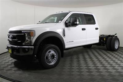 2020 Ford F-450 Crew Cab DRW 4x4, Cab Chassis #RN22411 - photo 3
