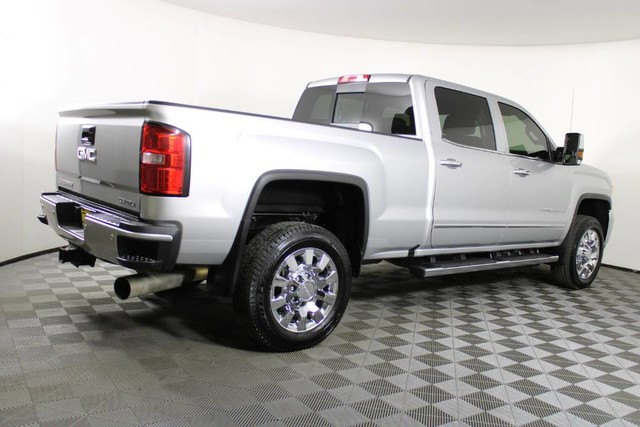 2019 GMC Sierra 2500 Crew Cab 4x4, Pickup #RN22422A - photo 7