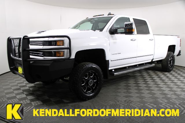 2019 Chevrolet Silverado 3500 Crew Cab 4x4, Pickup #RN22458A - photo 1