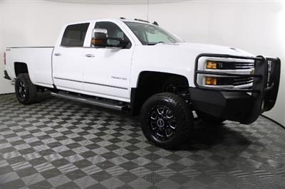 2019 Chevrolet Silverado 3500 Crew Cab 4x4, Pickup #RN22458A - photo 4