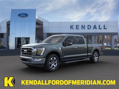 2021 Ford F-150 SuperCrew Cab 4x4, Pickup #RN22557 - photo 1