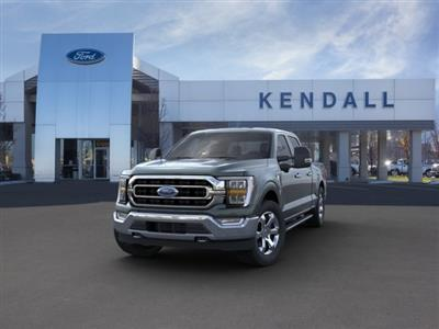 2021 Ford F-150 SuperCrew Cab 4x4, Pickup #RN22557 - photo 3