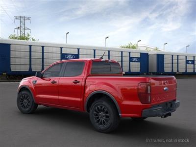 2020 Ford Ranger SuperCrew Cab 4x4, Pickup #RN22589 - photo 2