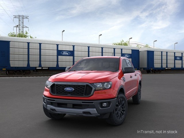 2020 Ford Ranger SuperCrew Cab 4x4, Pickup #RN22604 - photo 3