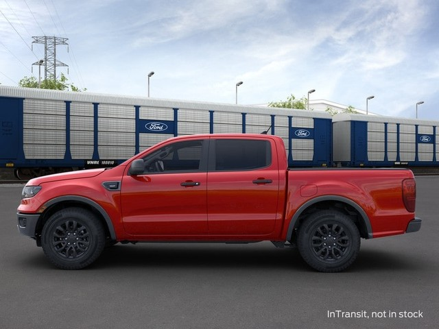 2020 Ford Ranger SuperCrew Cab 4x4, Pickup #RN22604 - photo 4