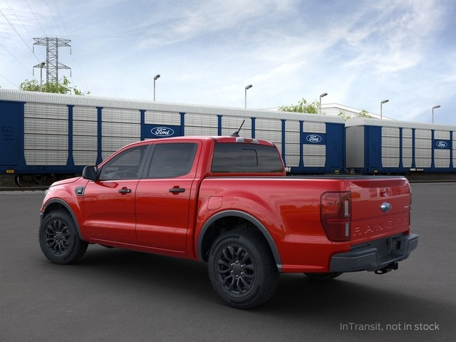 2020 Ford Ranger SuperCrew Cab 4x4, Pickup #RN22604 - photo 2