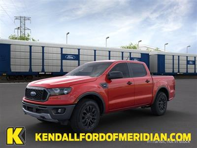 2020 Ford Ranger SuperCrew Cab 4x4, Pickup #RN22604 - photo 1