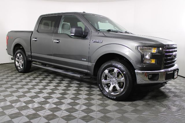 2016 Ford F-150 SuperCrew Cab 4x4, Pickup #RN22655A - photo 4
