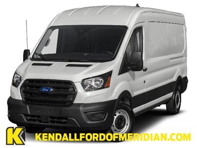 2020 Ford Transit 250 Med Roof AWD, Empty Cargo Van #RN22765 - photo 1