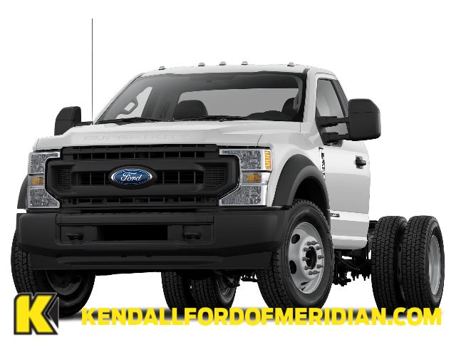 2021 Ford F-350 Regular Cab DRW 4x4, Cab Chassis #RN22794 - photo 1