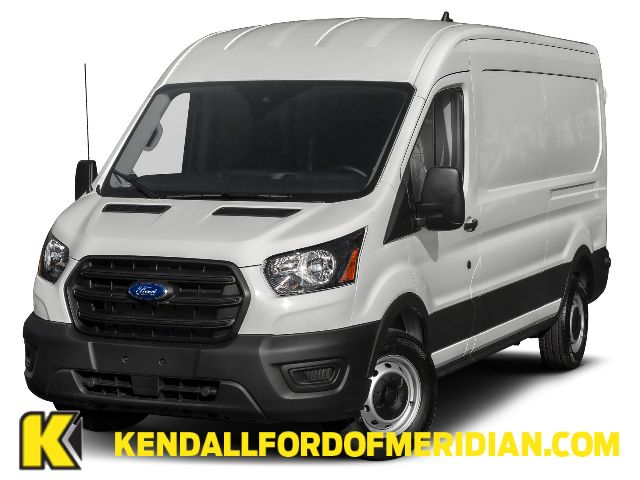 2020 Ford Transit 250 Med Roof AWD, Empty Cargo Van #RN22805 - photo 1