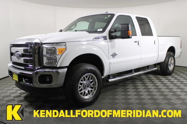 2016 Ford F-250 Crew Cab 4x4, Pickup #RN22840A - photo 1