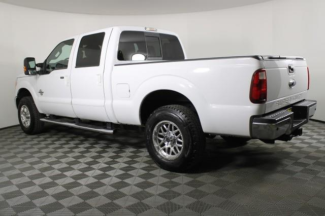 2016 Ford F-250 Crew Cab 4x4, Pickup #RN22840A - photo 8