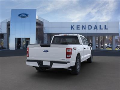 2021 Ford F-150 SuperCrew Cab 4x4, Pickup #RN22850 - photo 8