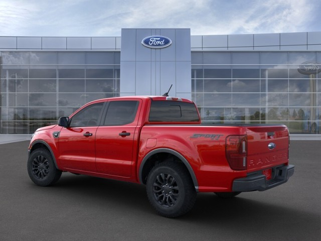 2021 Ford Ranger SuperCrew Cab 4x4, Pickup #RN22863 - photo 3
