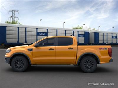 2021 Ford Ranger SuperCrew Cab 4x4, Pickup #RN22885 - photo 4
