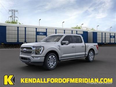 2021 Ford F-150 SuperCrew Cab 4x4, Pickup #RN22904 - photo 1