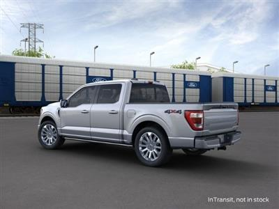 2021 Ford F-150 SuperCrew Cab 4x4, Pickup #RN22904 - photo 2