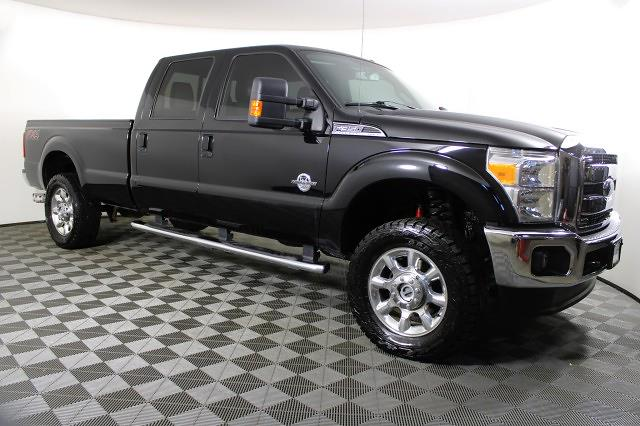 2016 Ford F-350 Crew Cab 4x4, Pickup #RN22938A - photo 4