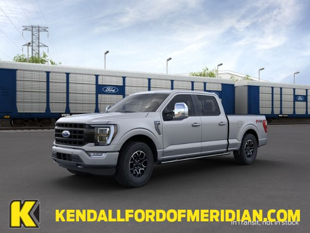 2021 Ford F-150 SuperCrew Cab 4x4, Pickup #RN22943 - photo 1